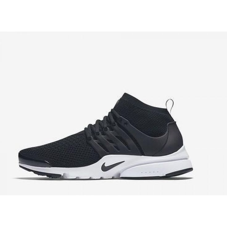 Nike Air Presto Long Black