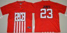 2016 Ohio State Buckeyes Lebron James 23 College Football Altern