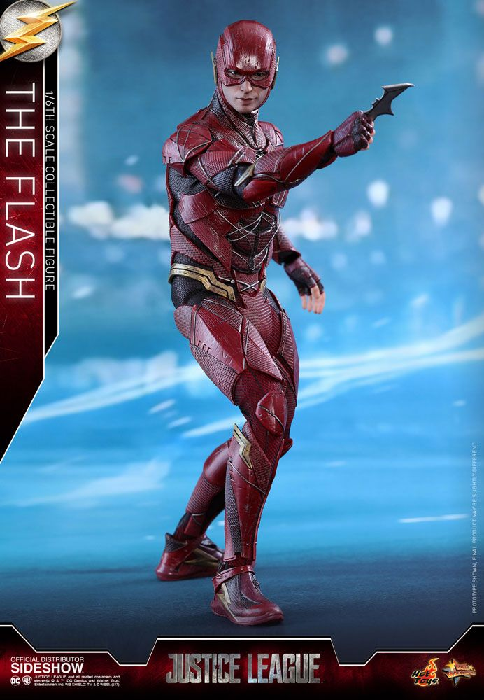 The Flash Sixth Scale Figure By Hot Toys Is Now At Sideshow Com For Fans Of Dc Comics Justice League And Ezra Mil Hot Toys Flash Dc Comics Comic Organization