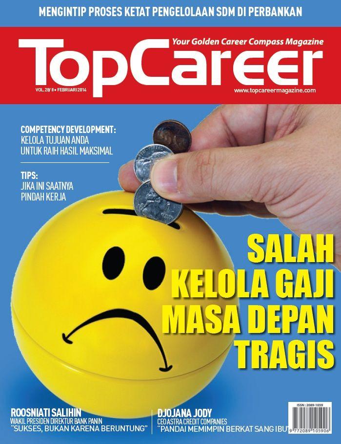 Cover Majalah Edisi 28 | Salah Kelola Gaji Masa Depan Tragis