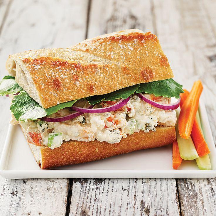 Buffalo Chicken Salad | Yummy! | Pinterest