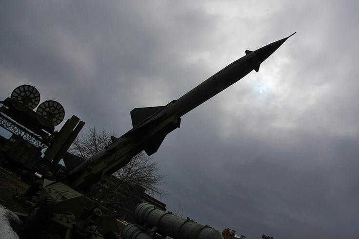 Victory Park (Tolyatti) Rocket