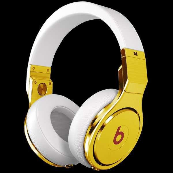 gold plated headphones update tween beats by dr and beats solo hd. Black Bedroom Furniture Sets. Home Design Ideas