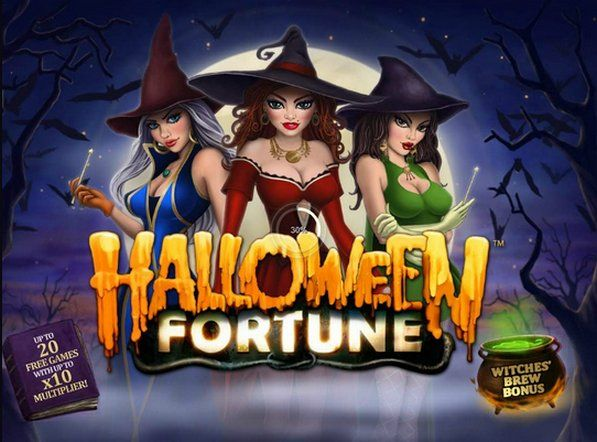 "Free Play Mysterious ""Halloween Fortune"" Newtown Casino Slot Game! http://newtown-casino.com/"