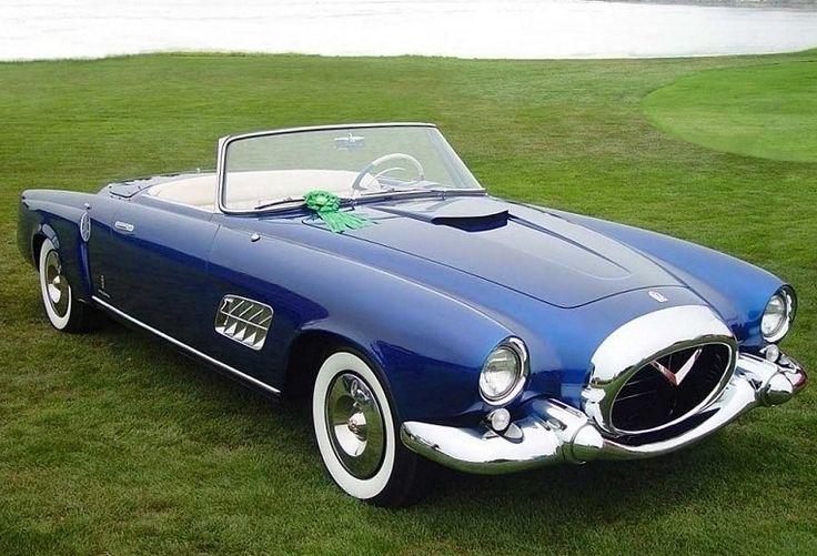 1954 Cadillac Pininfarina Roadster