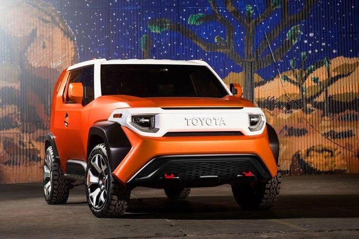 Többféle képregény-stílus létezik, ahogy azt a legújabb Toyota SUV tanulmány bizonyítja – Autó-Motor