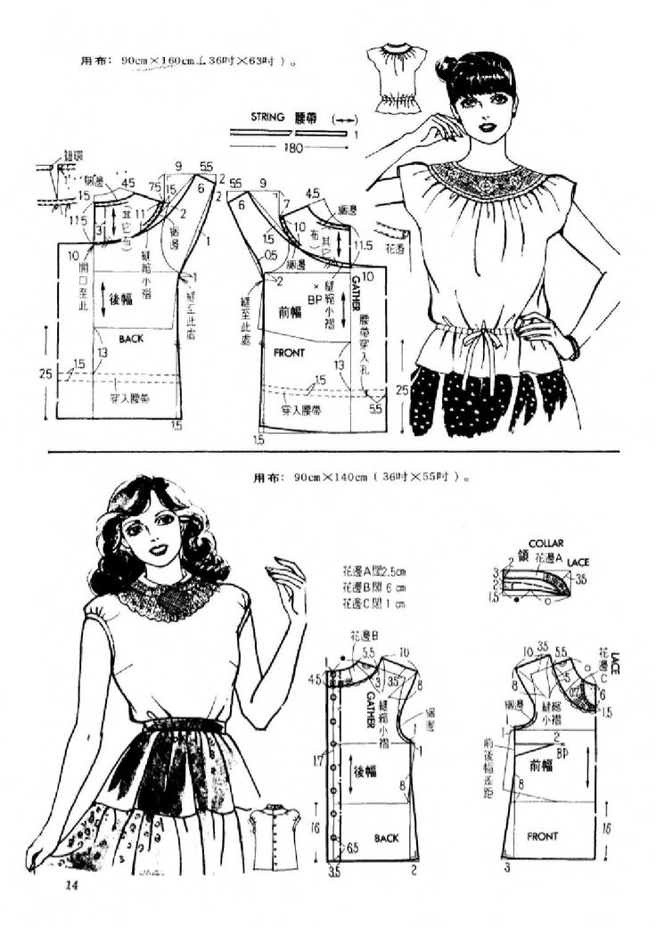 1985 блузки юбки blouses and skirts China