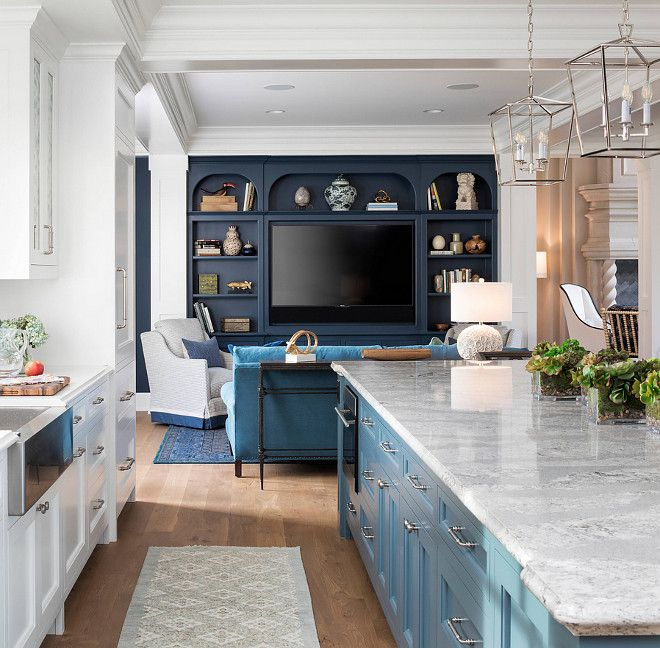 Blue and white cabinets Home with Blue and white cabinet ideas Blue and white cabinets Blue and white cabinets #Blueandwhitecabinets #Blueandwhitecabinet