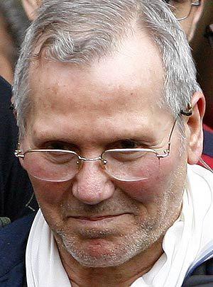 Bernardo Provenzano is a member of the Sicilian Mafia and is suspected of having been the head of the Corleonesi and de facto capo di tutti capi (boss of bosses) of the entire Sicilian Mafia until his arrest in 2006.