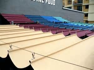 Cable Awnings & Canopies system