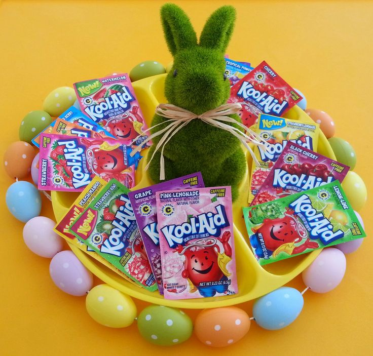 Kool-Aid 16 Flavours - great for colouring eggs this Easter.