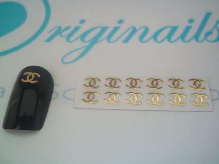 rare gold-effect chanel louis