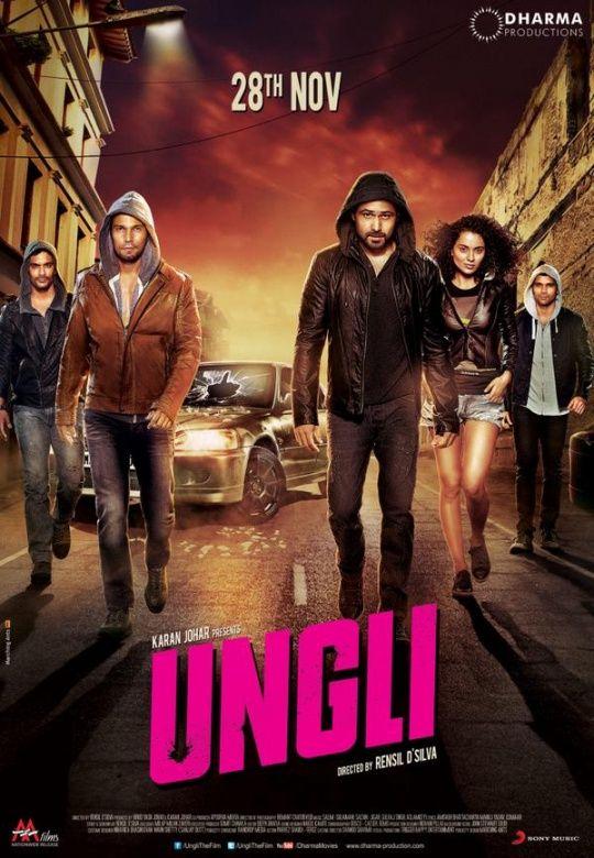 Ungli Hindi Movie Releasing in Australia on 28th November 2014