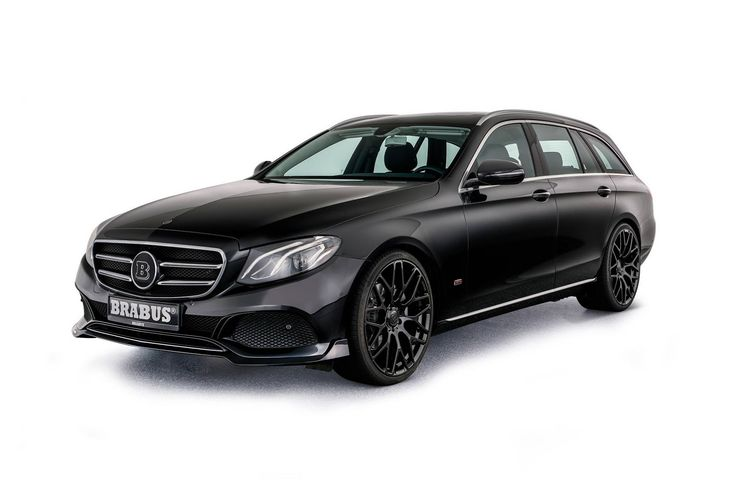 Brabus Goes To Work On The New Mercedes E-Class Estate