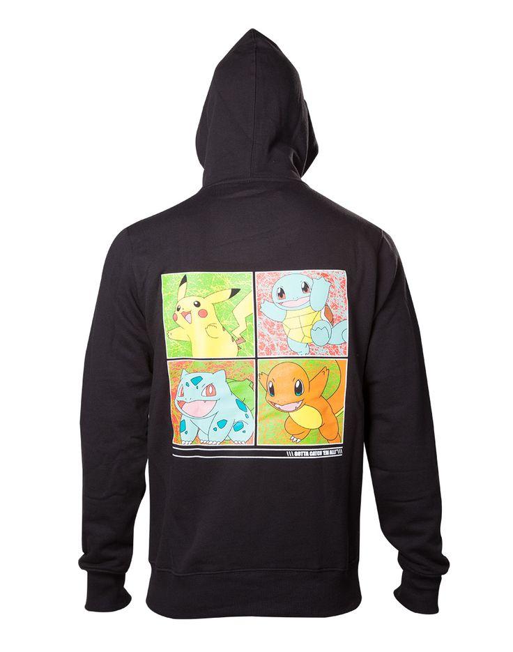 Huvtröja Pokémon - Pokémon - Starting Characters