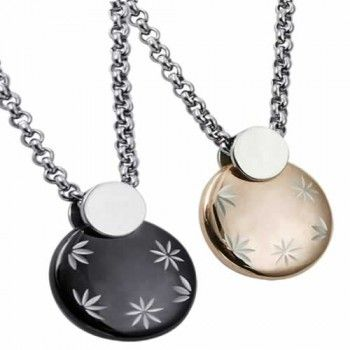 Elegant Stainless Steel Pendant: Elegant Stainless, Steel Pendants, Stainless Steel
