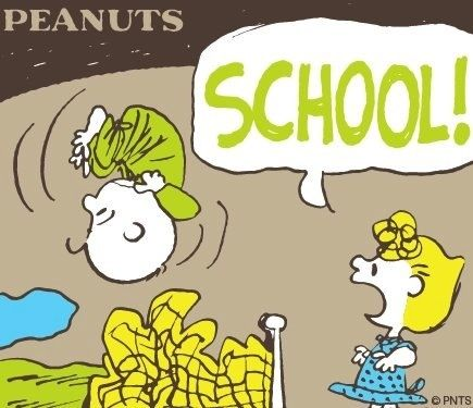 Happiness is the Peanuts Gang. ❤