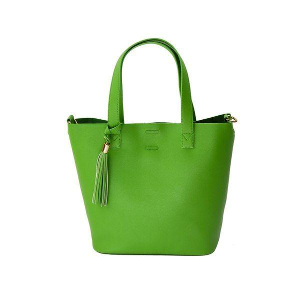 Zielona torebka Kari