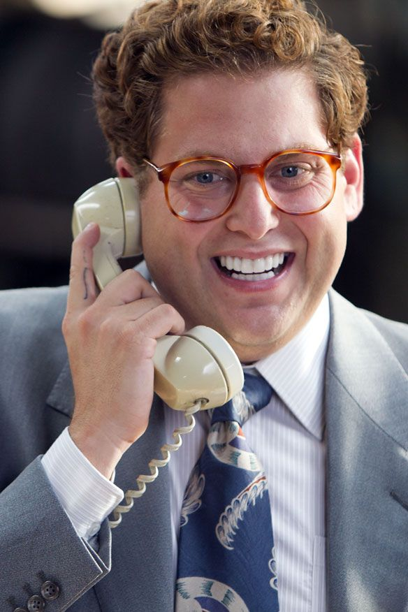 Jonah Hill The Wolf Of Wall Street Actor In A Supporting Jonah Hill O Lobo De Wall Street Ator Coadjuva Wolf Of Wall Street Wall Street Celebrity Teeth
