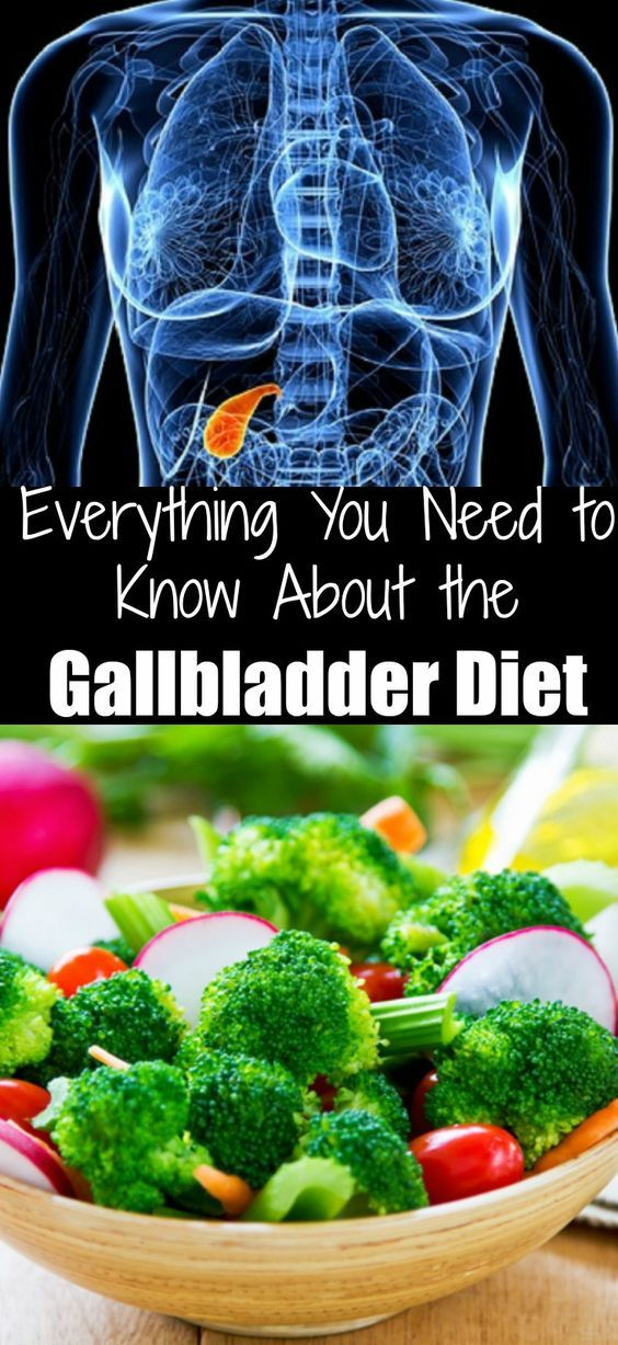 Everything You Need to Know About the Gallbladder Diet