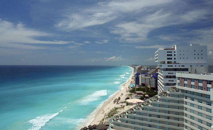 Mexico Beach Wallpaper