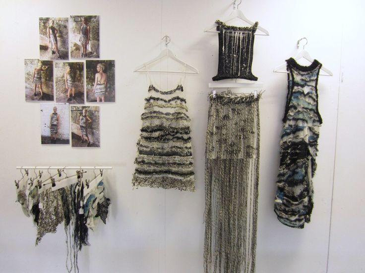Lois Albinson - Final TextilesDegree Show