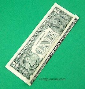 Super Easy Dollar Bill Heart – #bill #Dollar #doll…