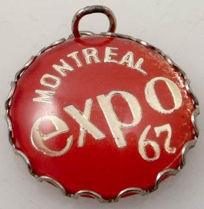 Montreal + Expo 67 [Canada pendant / charm]