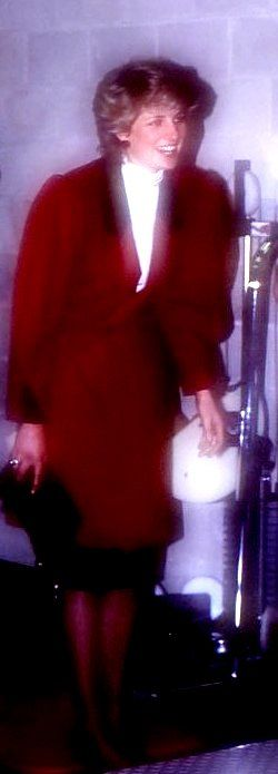 red tunic length with white shirt: Princesses Diana, With Without Hats, Lady Di, Suits With Without, Tunics Length, White Shirts, Royals Ta Da S, Red Tunics