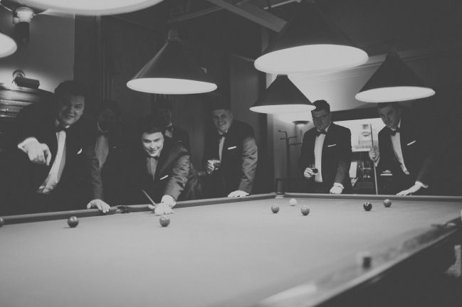 The Billiards Room | Sarah & Laurence | Photography by elle&R Photography