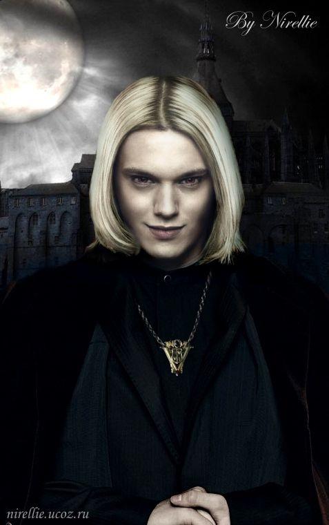 Caius Twilight Volturi Family