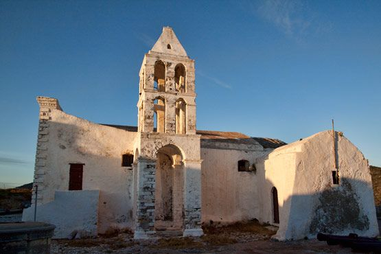 Churches Kythira