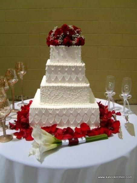 square 4 tier wedding cakes 60 best images about 4 tier wedding cakes on 20343