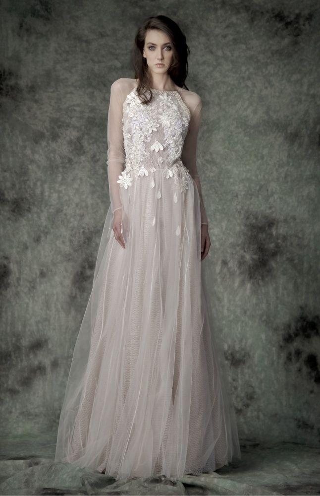 Jasmine Wedding Gown – Simona Semen – Rochie de mireasa Jasmine