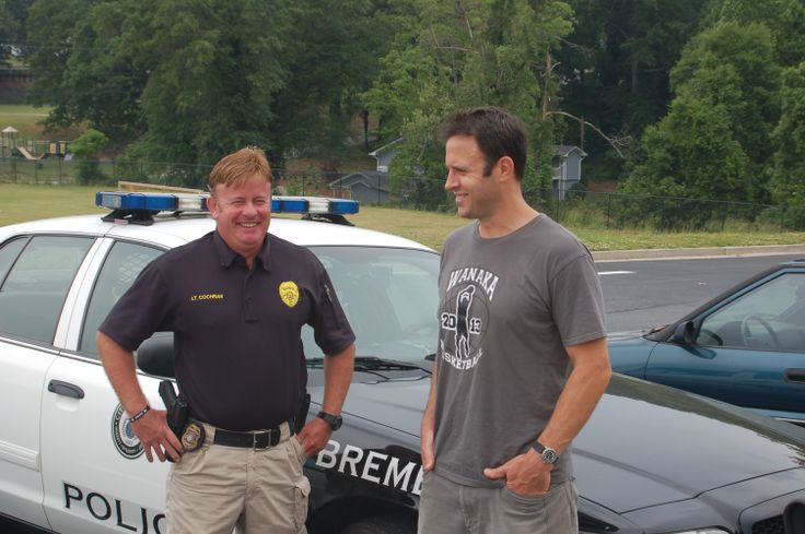 Relax Oprah, its for real, and I have the Bremen PD to back up the stories.