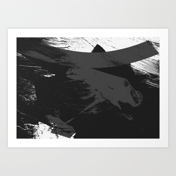 Collect your choice of gallery quality Giclée, or fine art prints custom trimmed by hand in a variety of sizes with a white border for framing.    #art  #abstractart  #society6  #blackandwhite   #prints  #ink   #fineart