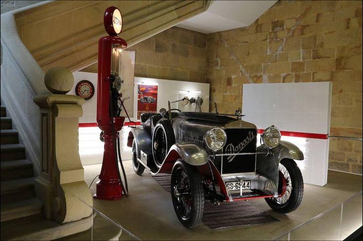 Exposición: Donosti 1928. Museografía para el Museo San Telmo. Foto: Diario Vasco