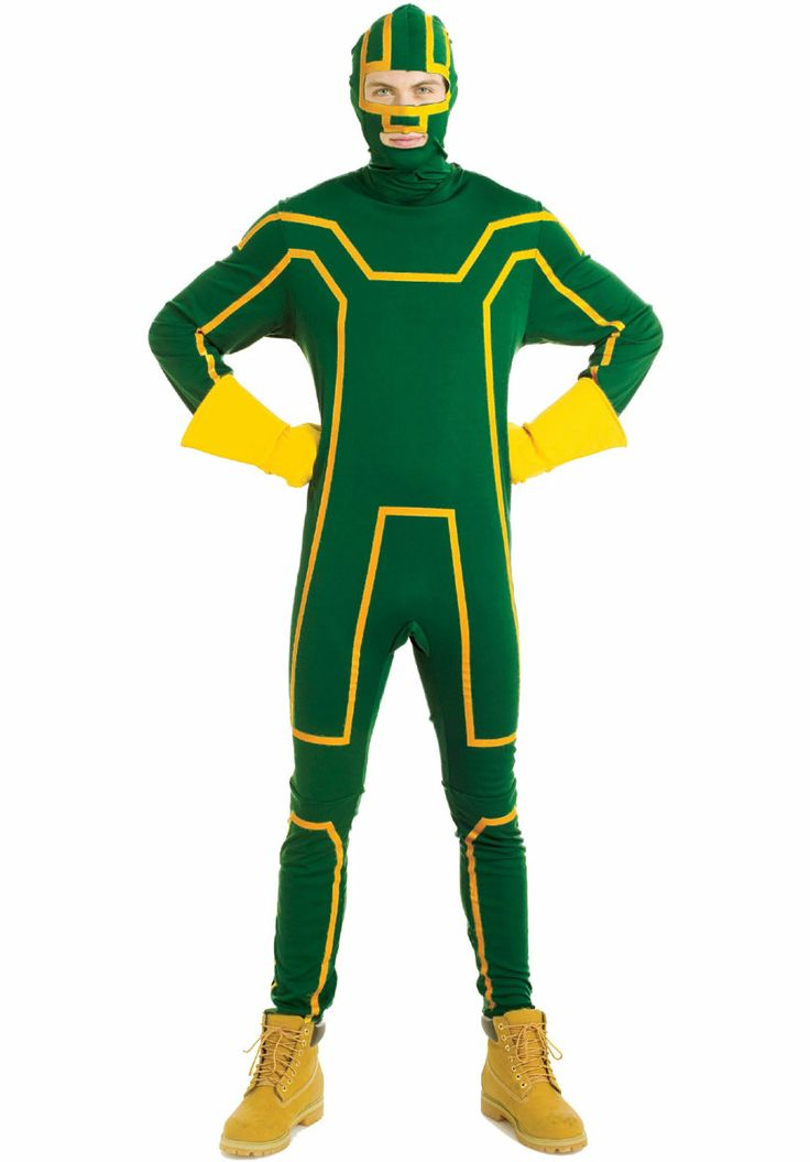 Kick Ass Costume - Superhero Costumes at Escapade™ UK - Escapade Fancy Dress on Twitter: @Escapade_UK