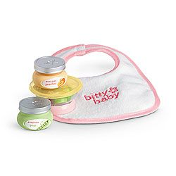 American Girl® Accessories: Mealtime Set