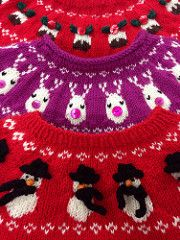 Christmas Jumper by Fiona Bennet - free