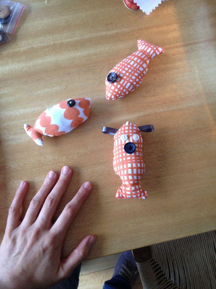 Monachos / Fabric baby toys