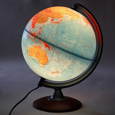 globe terrestre lumineux globe terrestre pinterest. Black Bedroom Furniture Sets. Home Design Ideas