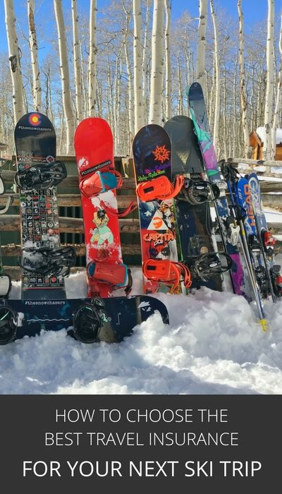 How To Choose The Best Travel Insurance For Your Ski Trip — the snow chasers