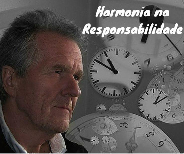 '...E se ao invés de responsabilidade-obrigatoriedade assumíssemos antes o valor responsabilidade-oportunidade? Se optarmos por esta última hipótese, então responsabilidade transforma-se no exercício supremo da liberdade....'