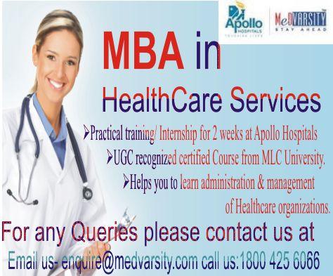 Healthcare degrees