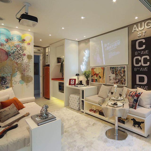 81 besten DECORADOS IDEIAS Bilder auf Pinterest Wohnzimmer - aluminium regal mit praktischem design lake walls