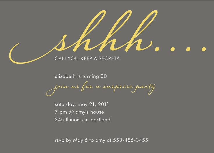 Surprise Wedding Anniversary Invitations: 1000+ Images About Anniversary Party On Pinterest