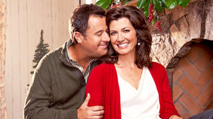 Love At First Sight: A Look At Vince Gill & Amy Grant's Life Together   Country Music Nation