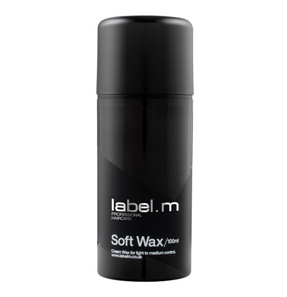 #labelm Soft Wax is a favourite among hair enthusiasts! Gives your style a medium hold, while still giving it texture without the heavy feeling.