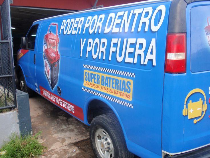 Rotulación completa para pannel con impresión digital full color. . Panamá. Teléfono (507) 239-1205 Correo: